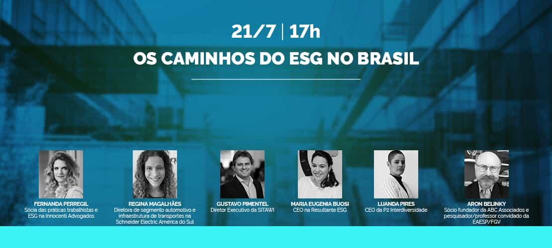 Os caminhos do ESG no Brasil