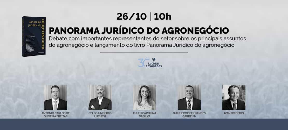 Panorama jurídico do Agronegócio